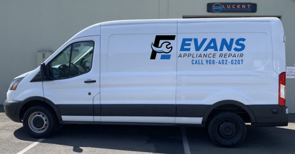 evans appliance repair newark nj